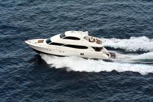Auf einem Motorboot kann die SRC Funklizenz notwendig sein.