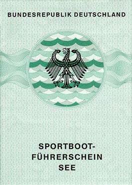 Dokument Sportbootführerschein See